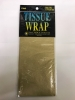 Image for Gold Wrapping Tissue Paper