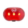 Image for Planet Bike Blinky 3 LED Tail Light