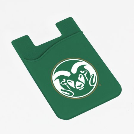 Image For CSU Rams Silicone Credit Card Keeper by Guard Dog