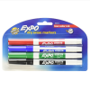 Cover Image for EXPO® 4 Pack Chisel Tip Dry Erase Markers