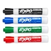 EXPO® 4 Pack Chisel Tip Dry Erase Markers Image