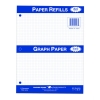 Image for Graph Paper - 5x5 Quad Ruled - 80 Sheets