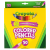 Image for Crayola Colored Pencils - 50 Count