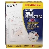 Image for Standard Weight Poly Sheet Protectors