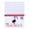 Image for Music Filler Paper - 12 Stave
