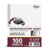 Image for 100 Count Reinforced Heavy Duty Printer/Copier Paper