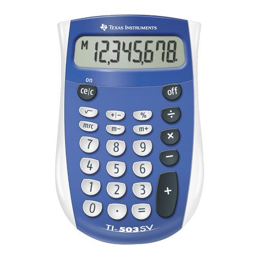 Image For Texas Instruments TI-503 SV Calculator