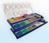 Image for Pelikan Opaque Watercolor 24 Color Paint Set
