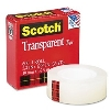 Image for Scotch 600 Transparent Tape Refill - 3/4 in. x 1,296 in.
