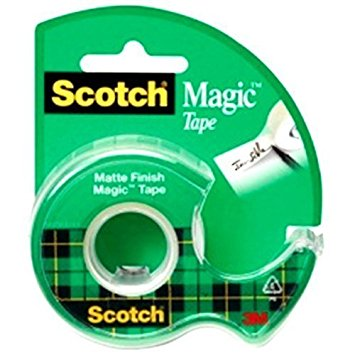 Image For Scotch Magic Tape - 1/2 in. x 800 in (22 yd)