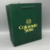 Image for Medium Green Colorado State University Gift Tote Bag