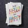 Image for Say Hello to Happy Write Now Journal