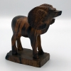 """Image for Handcrafted 5"""" Ironwood Ram Sculpture"""