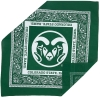 Cover Image for Green and Gold CSU Bandana