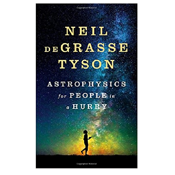 Image For Astrophysics for People in a Hurry by Neil de Grasse Tyson