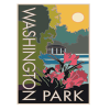 Image for Washinton Park Poster by CSU Alum Blair Hamill
