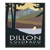 Cover Image for Dillon Poster by CSU Alum Blair Hamill