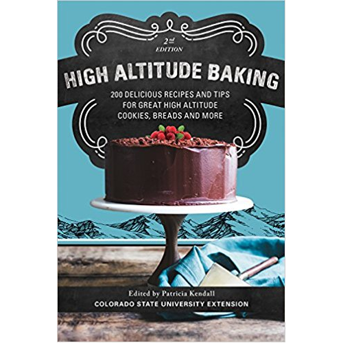 Image For High Altitude Baking by Patricia Kendall