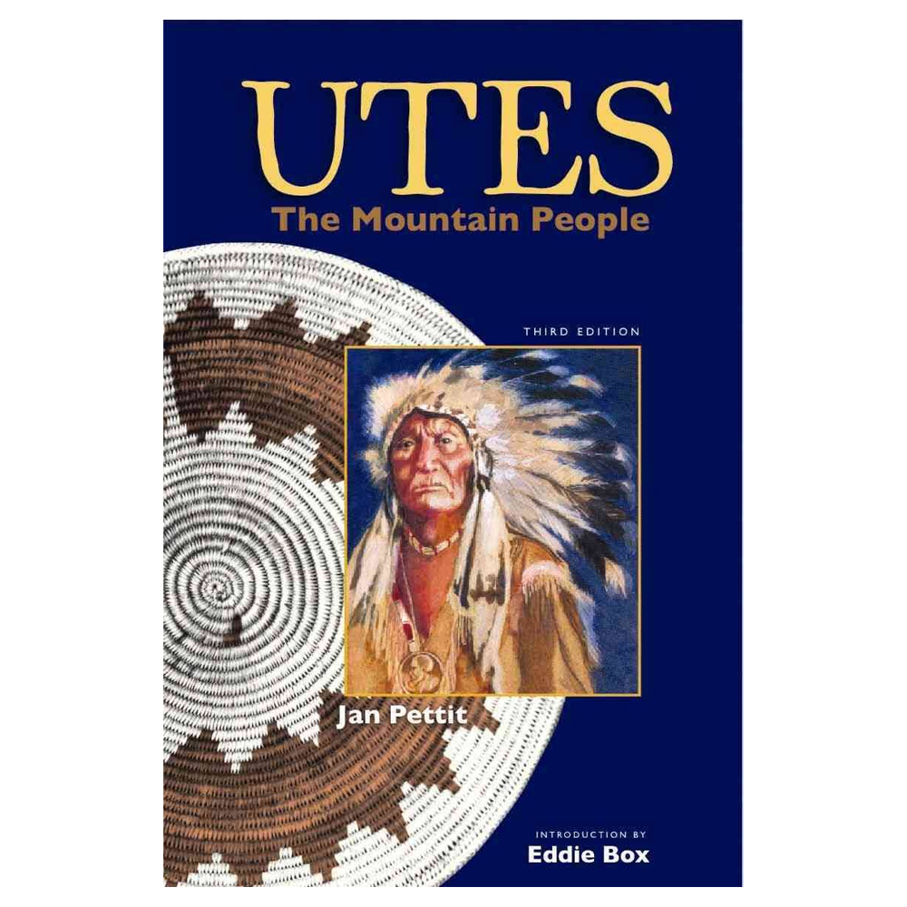 Cover Image For Utes: The Mountain People