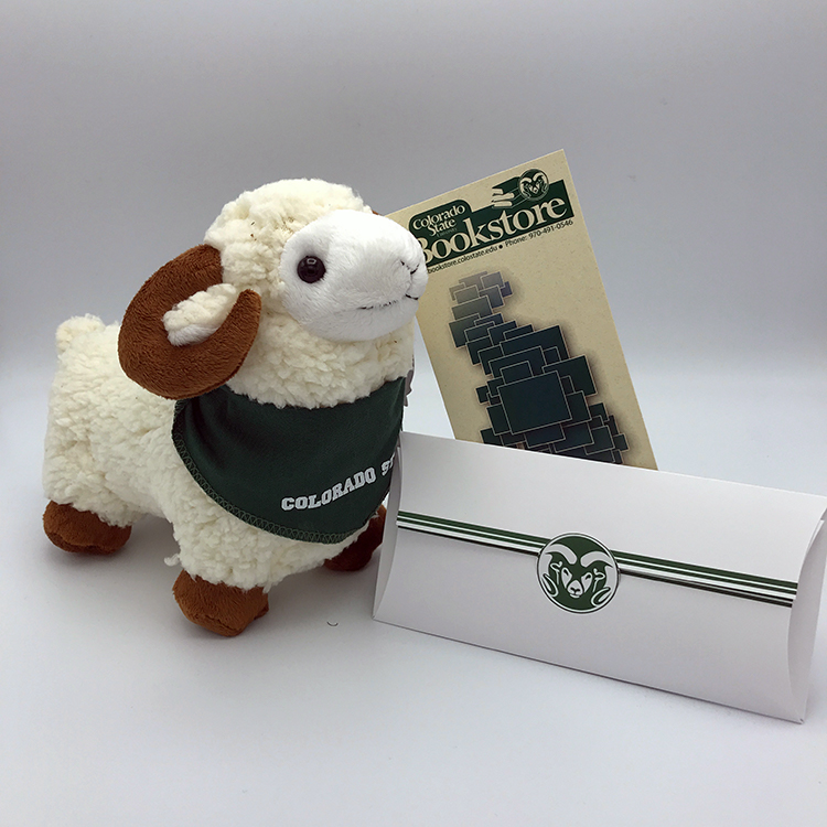 Cover Image For CSU Bookstore Gift Certificate