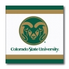 Image for Small CSU Party Napkins - 24 count