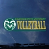 Image for CSU Rams Volleyball Decal