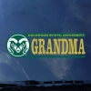 Image for CSU Rams Grandma Decal
