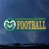 Image for CSU Rams Football Decal