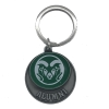 Cover Image for CSU Mom Green Ram Head Key Tag