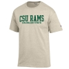 Image for Oat Colorado State University Tee by Champion