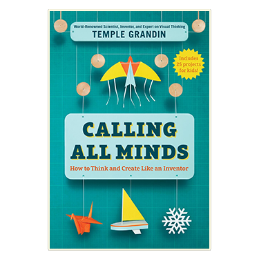 Cover Image For Calling All Minds by Temple Grandin
