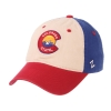 Image for Red/White/blue Colorado  University Cap By Zephyr