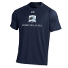 Image for Midnight Blue Under Armour Semester At Sea Short Sleeve Tee