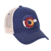 Cover Image for Blue Colorado State Pride Ram Horn Mesh Hat by Zephyr