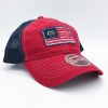 Image for CSU Rams Navy and Red Yankee Mesh Hat