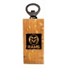 Image for Wooden Colorado State Rams Mini Bottle Opener