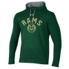 Image for Under Armour Men's Green RAMS Hoodie