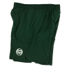Image for Under Armour Men's Green CSU Rams Qualifier Woven Shorts
