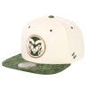 Image for Tan and Green CSU Ram Head Hat by zephyr