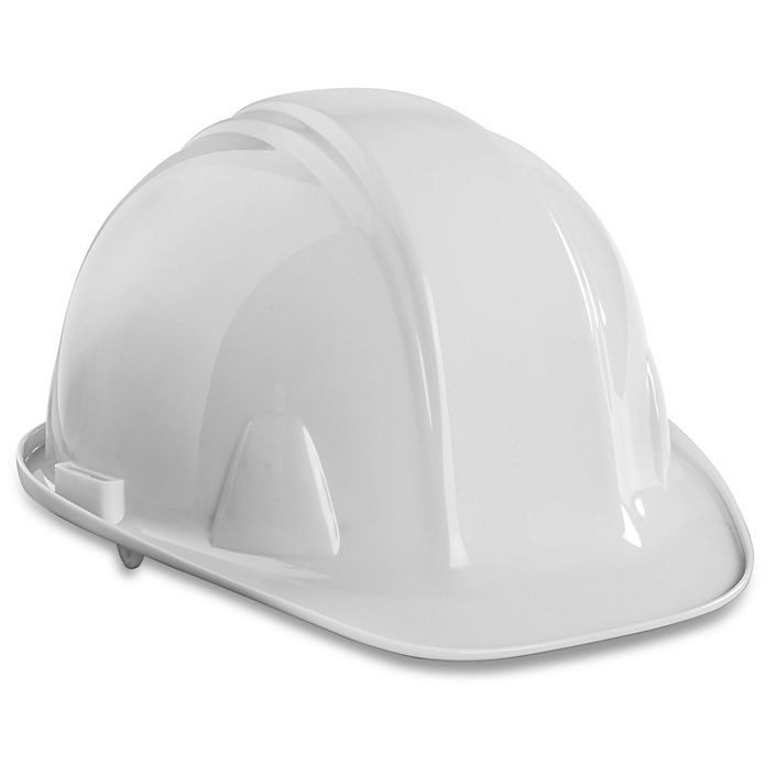 Cover Image For White Adjustable Hard Hat