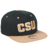 Image for Green/Khakhi  Flatbill CSU  SnapBack hat by zephyr