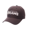 Image for Charcoal Grey Competitor CSU Rams Hat by Zephyr