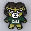 Cover Image for Cam the Ram Tokyodachi Limited Edition Enamel Hat Pin