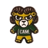 Image for Cam the Ram Tokyodachi Limited Edition Enamel Hat Pin