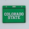 Image for Green Colorado State ID Card Holder