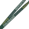 Cover Image for Green Colorado State Rams Satin Lanyard