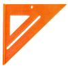 Image for Swanson 8 in. Orange Speedlite Square Layout Tool