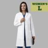 Image for WonderLab Women's Long Lab Coat - Size Large