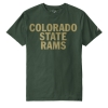 Cover Image for Vintage Green Colorado State Seal Tee by League