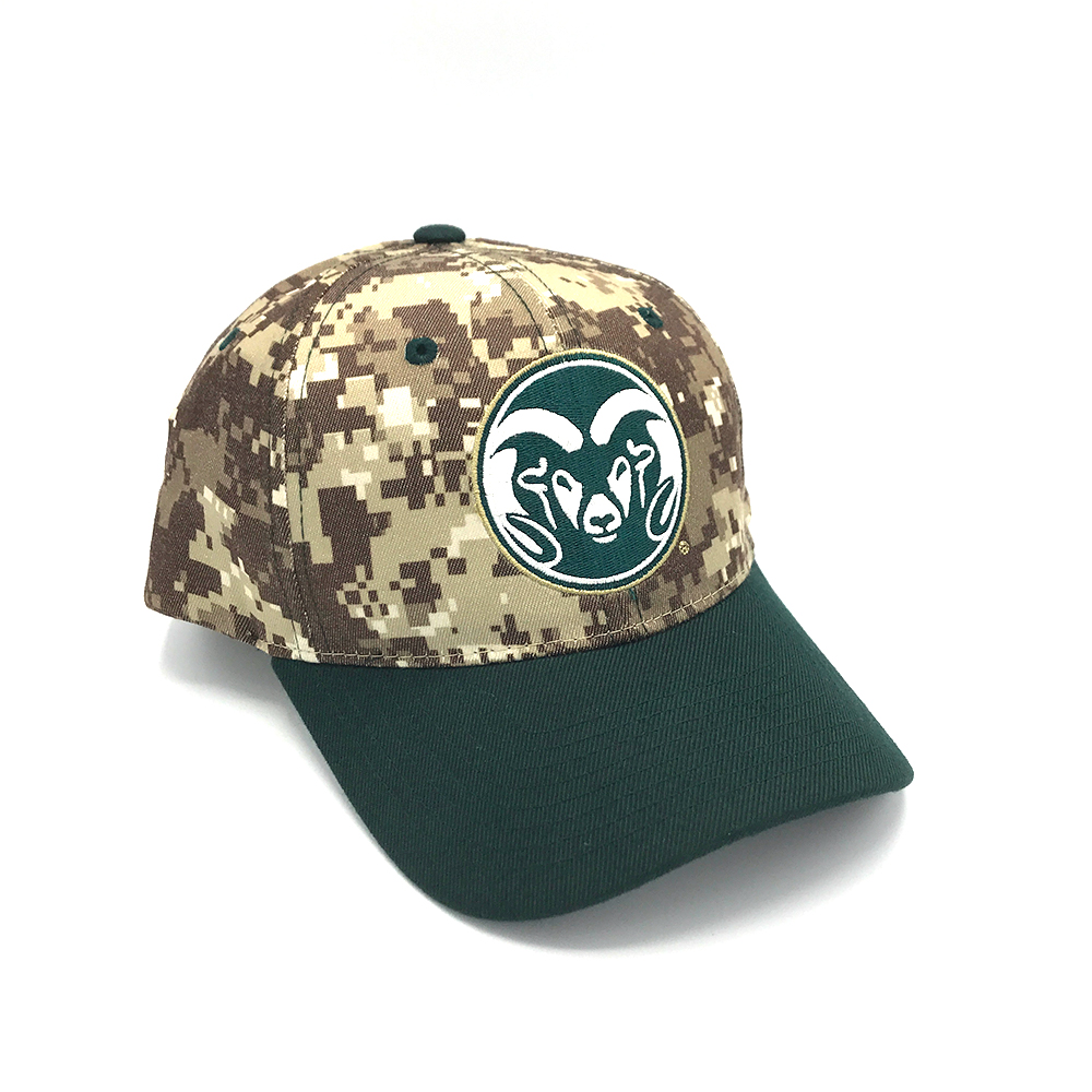 Image For CSU Rams Digital Camo Hat by Zephyr
